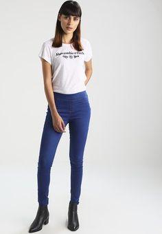 CLASSIC  - T-shirt z nadrukiem - white