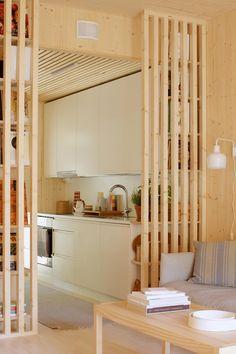 Helsinki, E Design, Kitchen, Cabins, Furniture, Home Decor, Ideas, Art, Cooking
