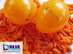 balony z nadrukiem - projekt i wykonanie www.BlueBrand.pl #BlueBrand #AgencjaReklamowa #reklama