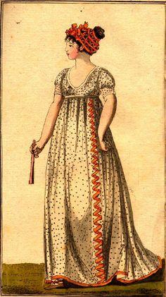 Journal des Luxus und der Moden, 1798.