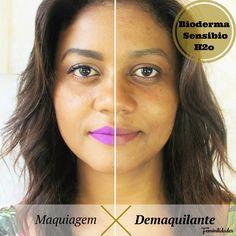 Bioderma Sensibio H2O | review do melhor demaquilante ever | Feminilidades