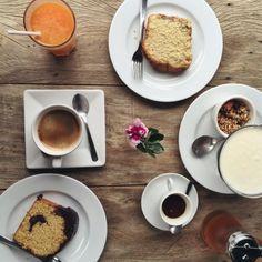 Café da manhã delícia no Pão!