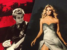 Hunter Hayes and Carrie Underwood