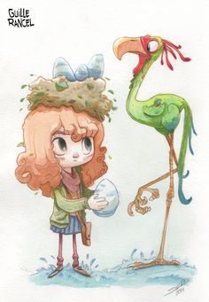 Cosas del Bosque I (Forest things) on Behance ★ || CHARACTER DESIGN REFERENCES (https://www.facebook.com/CharacterDesignReferences & https://www.pinterest.com/characterdesigh) • Love Character Design? Join the Character Design Challenge (link→ https://www.facebook.com/groups/CharacterDesignChallenge) Share your unique vision of a theme, promote your art in a community of over 30.000 artists! || ★