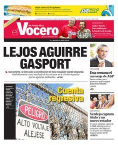 Edición 27 de Abril 2015  El Vocero de Puerto Rico