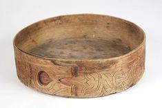 Øskje Turning Tools, Wood Turning, Norway Viking, Casket, Wooden Boxes, Dog Bowls, Wood Crafts, Medieval, Carving