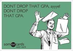 hahahaa yep finals week