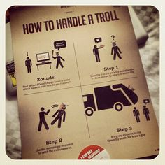 How to handle a troll at Netroots Nation.
