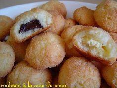 Rochers à la noix de coco à tomber ! - Le blog de khala