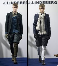 J.Lindeberg Fall/Winter 2012 collection
