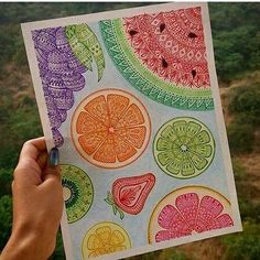 #wow #fruity #cool ♡♡♡