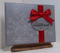 for my christmas card club by millicent