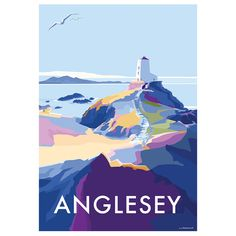 Anglesey poster