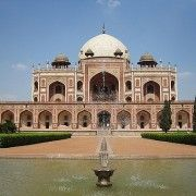 Qutab Minar, en Nueva Delhi.