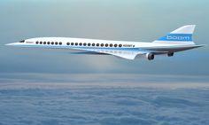 Boom: Yeni Bir Sesten Hızlı Uçak Projesi   Havayolu 101