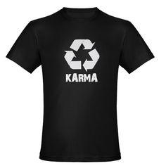 Karma T Shirt T-Shirt by karma01