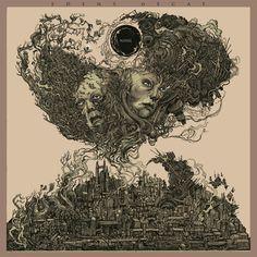 Artwork byDefectoR Illustrations Eden's Decay - Nihil (2015)Melodic Death Metal