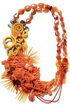 Denise Julia Reytan... my new favorite jewelry artist.