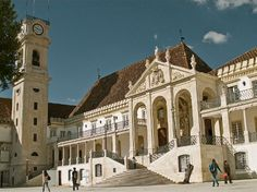 Biblioteca da Universidade Coimbra premiada hoje pela UE