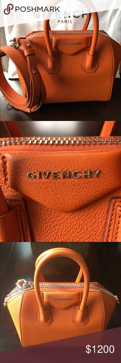 Authentic 💯Antigona cross body bag Authentic 💯antigona cross body bag brand new with dust bag no trade pls!! Givenchy Bags Crossbody Bags