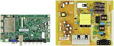Samsung LH40RMDPLGA/ZA (US04) Complete TV Repair Kit -Version 1