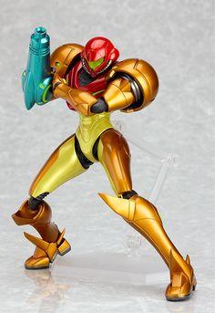 Amazon.com: Good Smile Metroid: Other M Samus Aran Figma Action Figure: Toys & Games