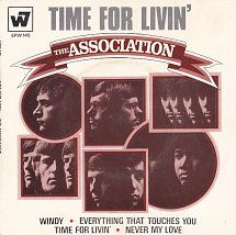 Time For Livin' - The Association