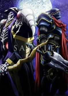 Overlord: Shikkoku No Senshi Movie Otaku Anime, Anime Echii, All Anime, Anime Comics, Fantasy Characters, Anime Characters, Super Anime, Girls Anime, Dark Fantasy Art