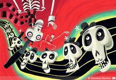 Sebastian Barreiro | Ilustradores Argentinos | La Ilustración Argentina Destacada