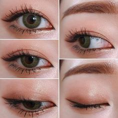 Korea Eyes Make Up #Ulzzang
