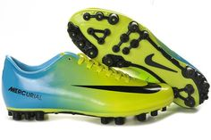 Nike soccer cleats  , these would match my soccer jersey and goalie gloves :)
