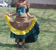 South Sotho Shweshwe Dresses 2020 - isishweshwe