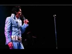 Today Tomorrow and Always - Ben Portsmouth - Elvis Tribute