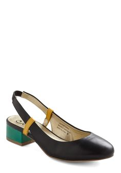 Aster Heel by Seychelles available at ModCloth would have been a go to for Mia.  #styleicon #modcloth