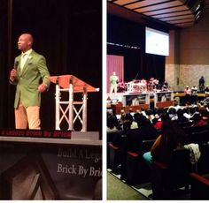 """It's an Amazing Day of Worship today The LightHouse Church.   """"There is so much more to you than the things you've accumulated"""" - Pastor Keion Henderson   """"And God said unto him, Because thou hast asked this thing, and hast not asked for thyself long life; neither hast asked riches for thyself, nor hast asked the life of thine enemies; but hast asked for thyself understanding to discern judgment"""" - 1 Kings 3:11"""