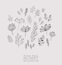 Image result for simple plant drawings