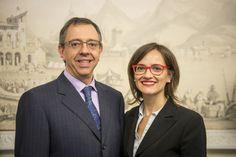 Armando ( il titolare dell'Hotel ) e Patrizia ( receptionist dal 2000 ) si occupano dell'accoglienza con calore e professionalità www.hotel-posta.it