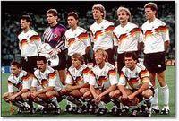 Weltmesteir 90. Hässler, Mathäus, Klinsman...