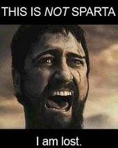 Not Sparta
