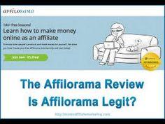 Affilorama – Affiliate Marketing Training Review/Best Affiliate Marketin...