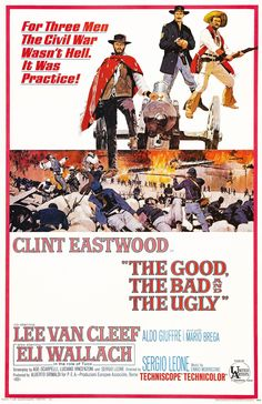 The Good The Bad & The Ugly.. 1966 (8,9)