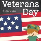 VETERANS DAY: Learn about Veterans Day with this pack of printable activities. Includes:  •	Veterans Day Reading Passage with Comprehension Questio...
