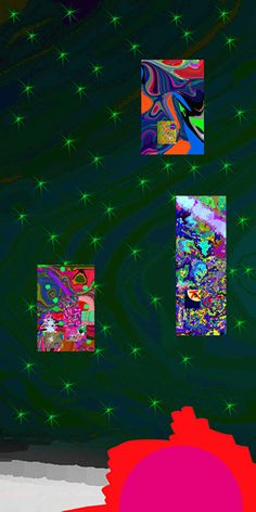 11-4-2056M by Walter Paul Bebirian Digital ~  x