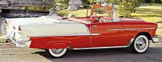 1955 chevrolet bel air - arguaby the cleanest lines ever produced