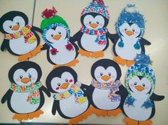 Penguin Crafts for Kids - Natural Beach Penguin Crafts for Kids, Penguin Activities for Kids, Penguin Crafts make a great winter kids craft, a preschool craft for home or a classroom and they Winter Crafts For Kids, Easy Christmas Crafts, Winter Kids, Christmas Art, Art For Kids, Toddler Crafts, Preschool Crafts, Kids Crafts, Decoration Creche
