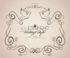Vintage style Stock Vector