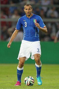 Giorgio Chiellini: reason I love the Italian soccer team ❤️
