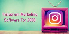 Five Instagram Marketing Software Every Marketer Should Use In 2020 Marketing Software, Marketing Tools, Affiliate Marketing, Instagram Software, Social Media Management Software, Brand Promotion, Business Profile, Competitor Analysis