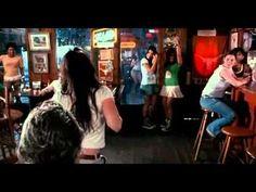 Butterfly dançando Down in Mexico - Death Proof (À prova de morte): Quentin Tarantino - Lap dance scene