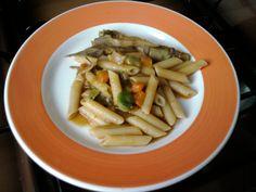 JHS  * / Penne à la sauce et les légumes du printemps Gino D'Aquino
